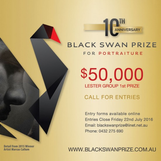 Black Swan Prize for Portraiture