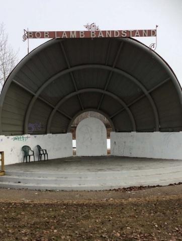 Bob Lamb Bandstand