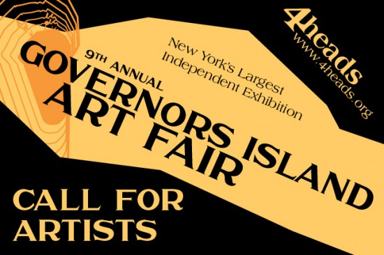 9th Annual Governors Island Art Fair