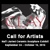 Art in Clay IV: Up Against the Wall