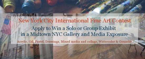 International New York City Fine Art Contest