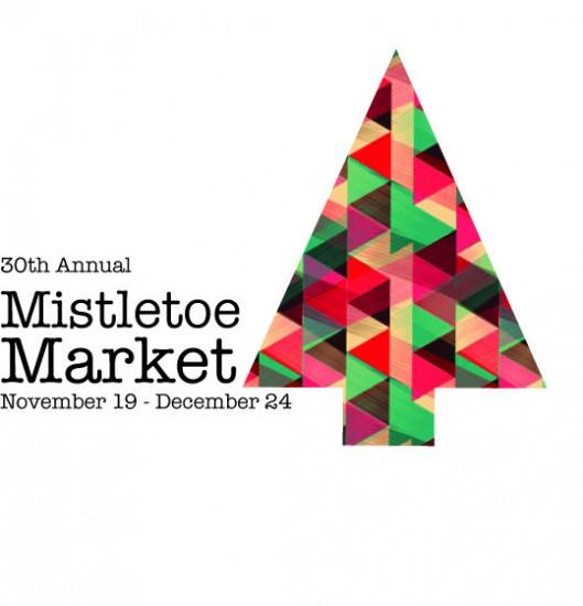 Mistletoe Market Holiday Art Sale 2016