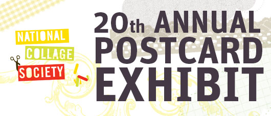 20th Annual Postcard Show - Call For Artists