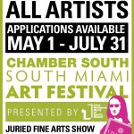 South Miami Art Festival – Call For Artists