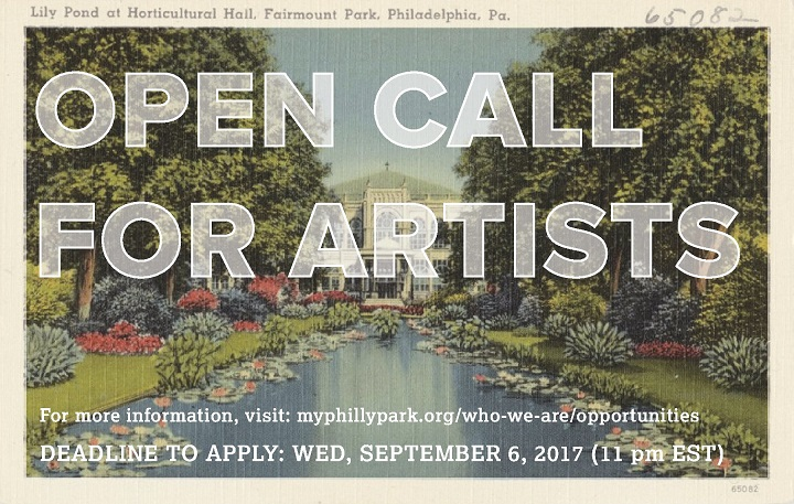 Glow In The Park – Call For Artists