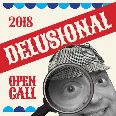 Delusional Art Competition – Call For Artists