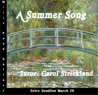 A Summer Song – Call For Artists