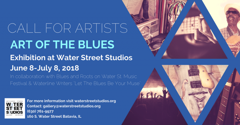 Art Of The Blues – Call for Artists