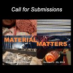 Material Matters – Call For Artists