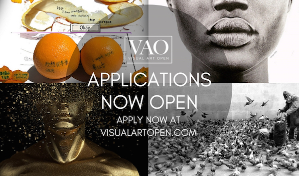 Visual Art Open Prize 2019 – Call For Artists