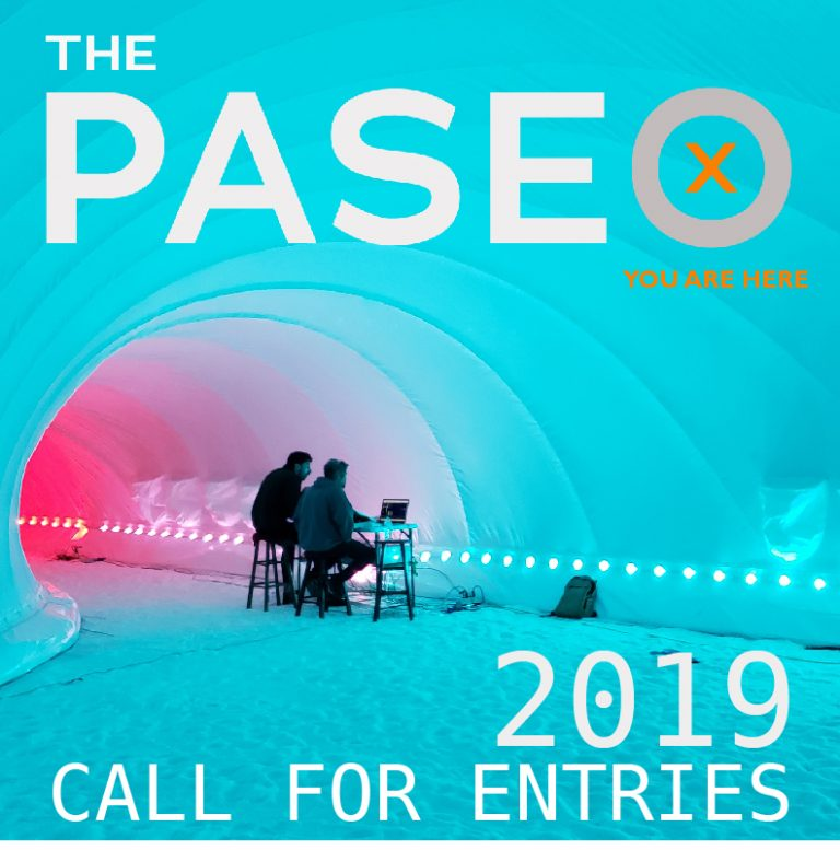 Paseo 2019 – Call For Artists