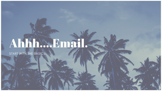 How Email Can Grow Your Creative Practice