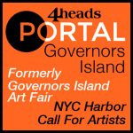 12th Annual Portal: Governors Island (New York, NY) – Call For Artists