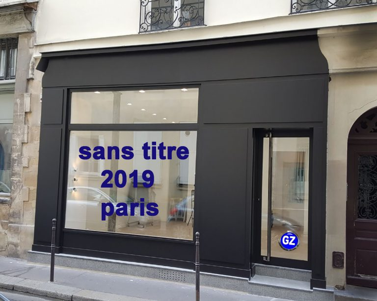 Sans Titre (Paris, France) – Call For Artists