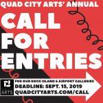 Quad City Arts Exhibits 2020 (Rock Island, IL) – Call For Artists