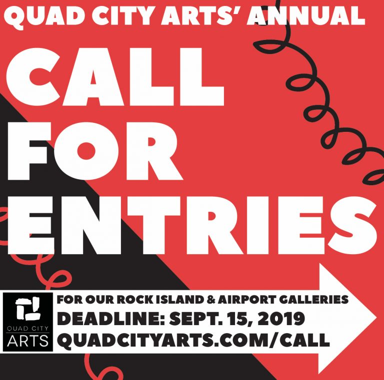 Quad City Arts Exhibits 2020 (Rock Island, IL) – Call For Artists