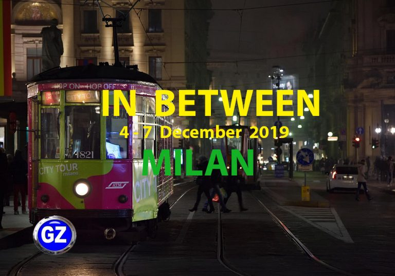 In Between 2019 (Milan, Italy) – Call For Artists