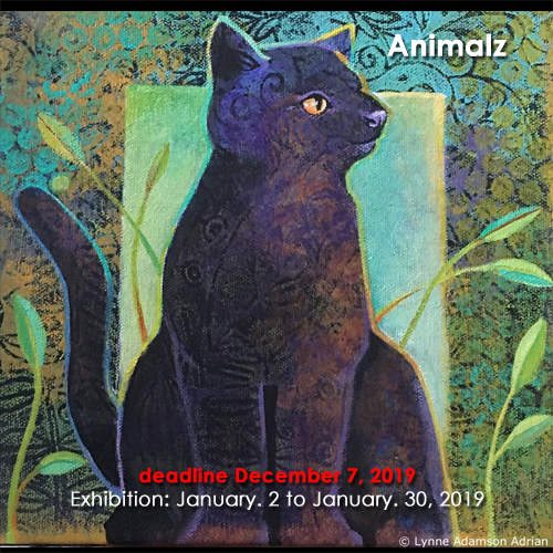 Animalz 2020 (Laguna Beach, CA) – Call For Artists