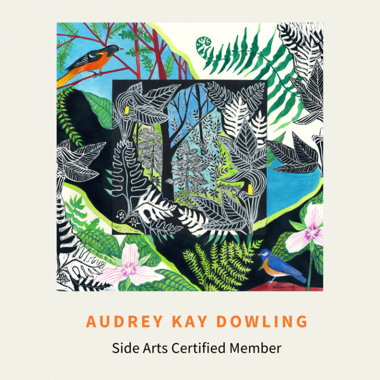 Audrey Kay Dowling [Certified Visual Artist – Westfield, NY]