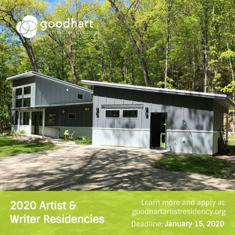Artist Residencies 2020 (Good Hart, MI) – Call For Artists