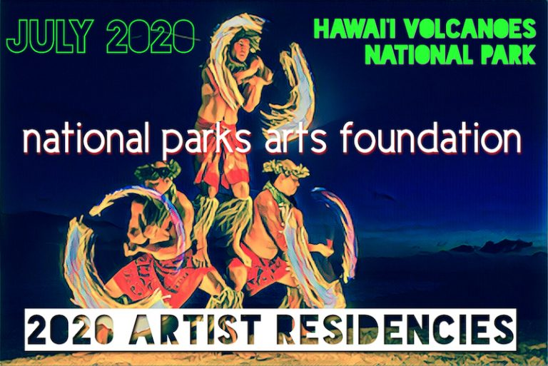 Hawai'i Volcanoes National Park AiR: July 2020 – Call For Artists