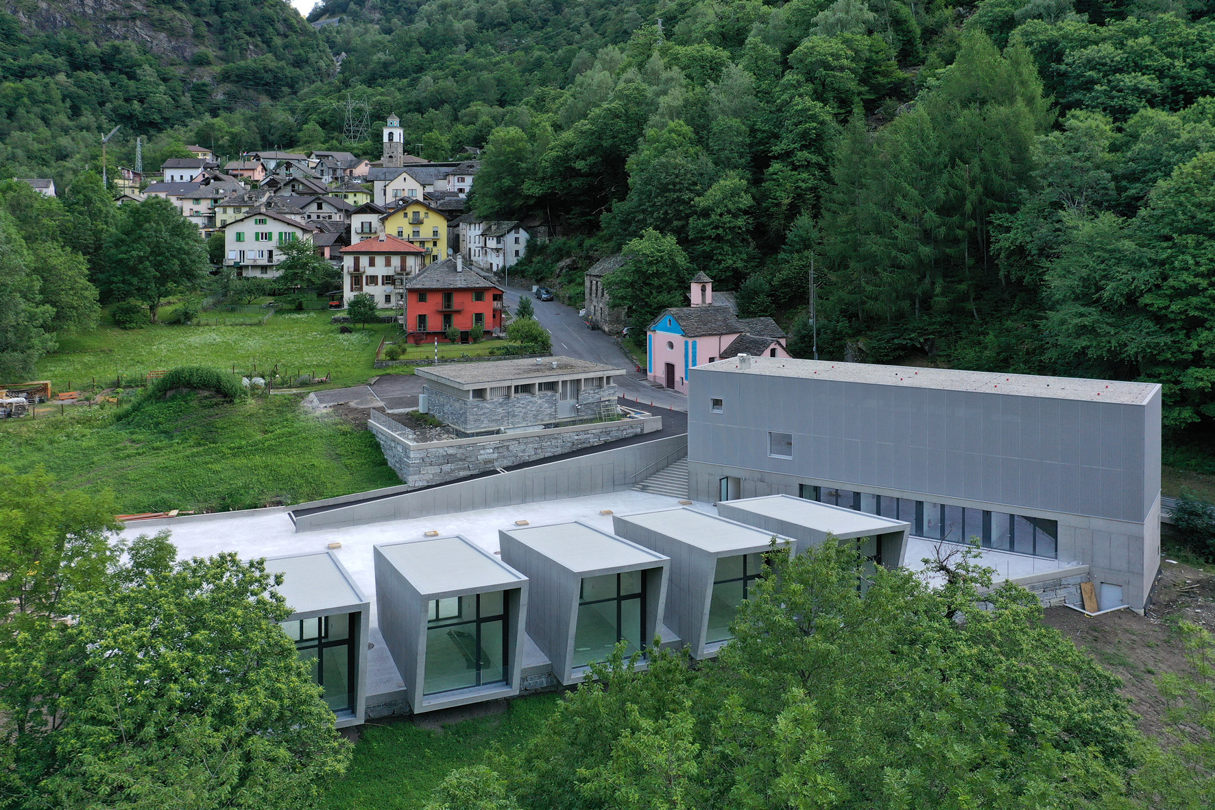 Studio Scholarships 2021 (Peccia, Switzerland) – Call For Artists
