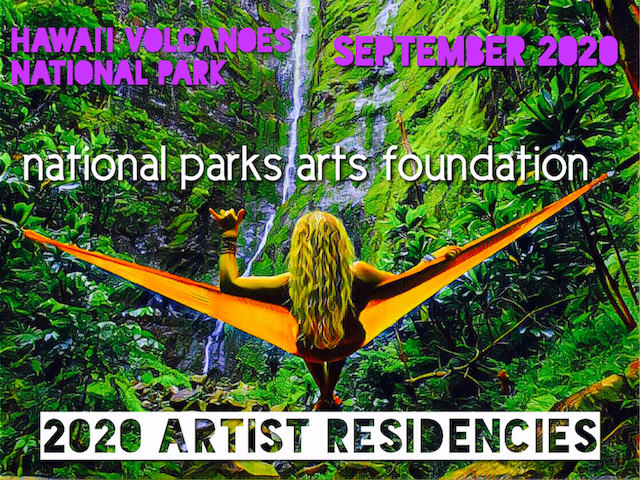 Hawai'i Volcanoes National Park AiR: September 2020 – Call For Artists