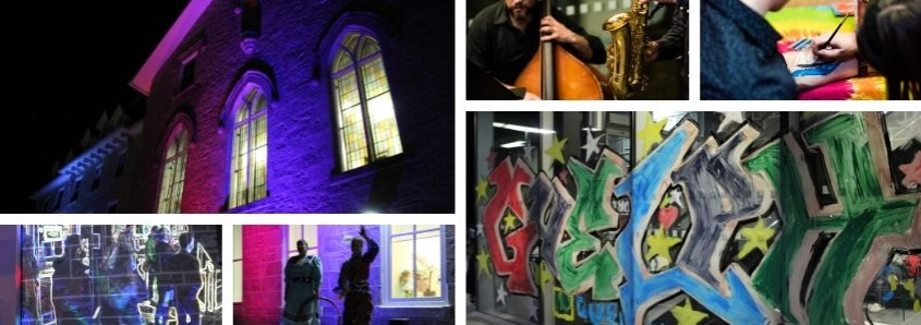 Doors Open After Dark 2020 (Guelph, ON) – Call For Artists