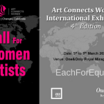 Art Connects Women 2020 (Dubai, UAE) – Call For Artists