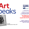 Art Speaks 2020 (Matthews, VA) – Call For Artists