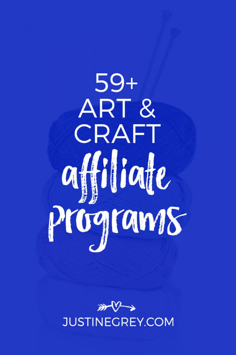 Affiliate Programs For Art And Craft Bloggers