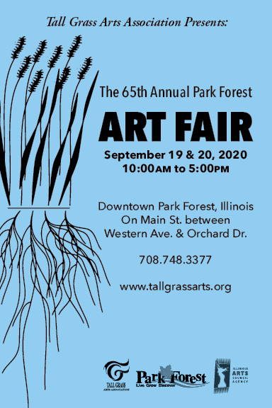 65th Annual Park Forest Art Fair (Park Forest, IL) – Call For Artists