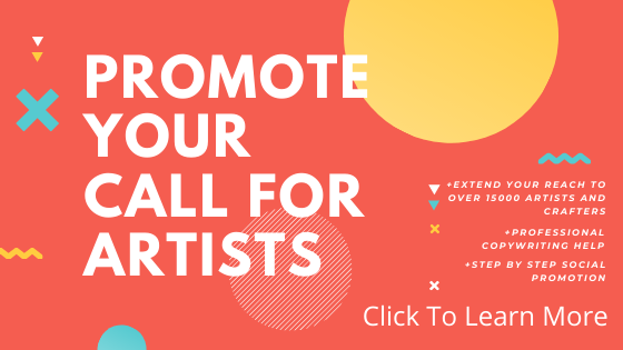 Call For Artists Promotion