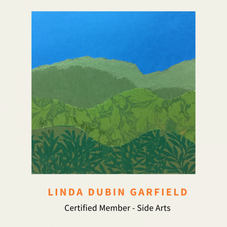 Linda Dubin Garfield [Certified Member – Side Arts]