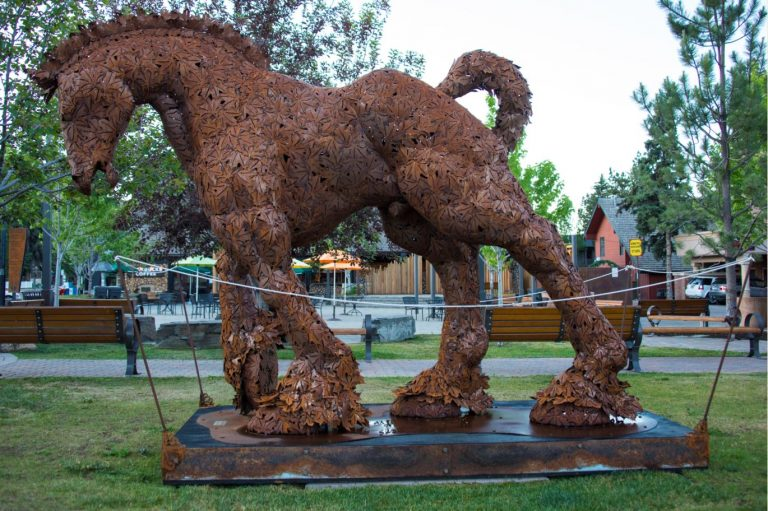 Art On Fourth Sculpture Exhibition (Ketchum, ID) – Call For Artists