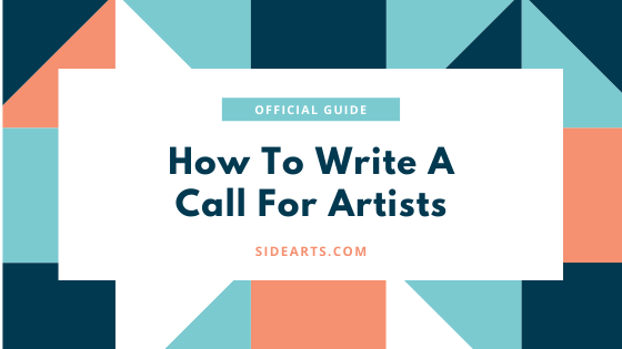 Call For Artists Providers