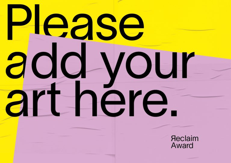 Reclaim Award 2020 (Cologne, Germany) – Call For Artists