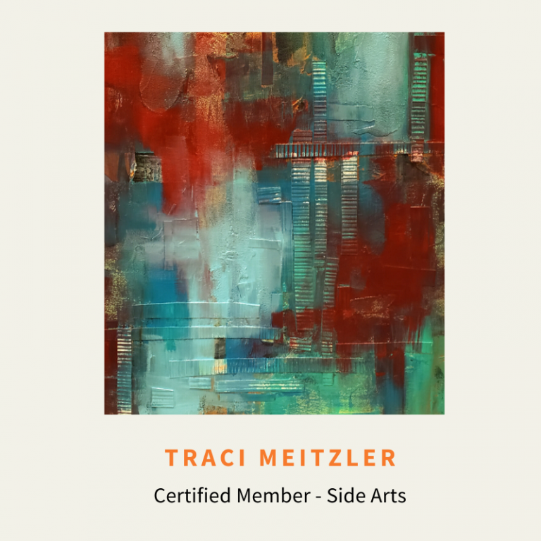 Traci Meitzler [Certified Member – Side Arts]