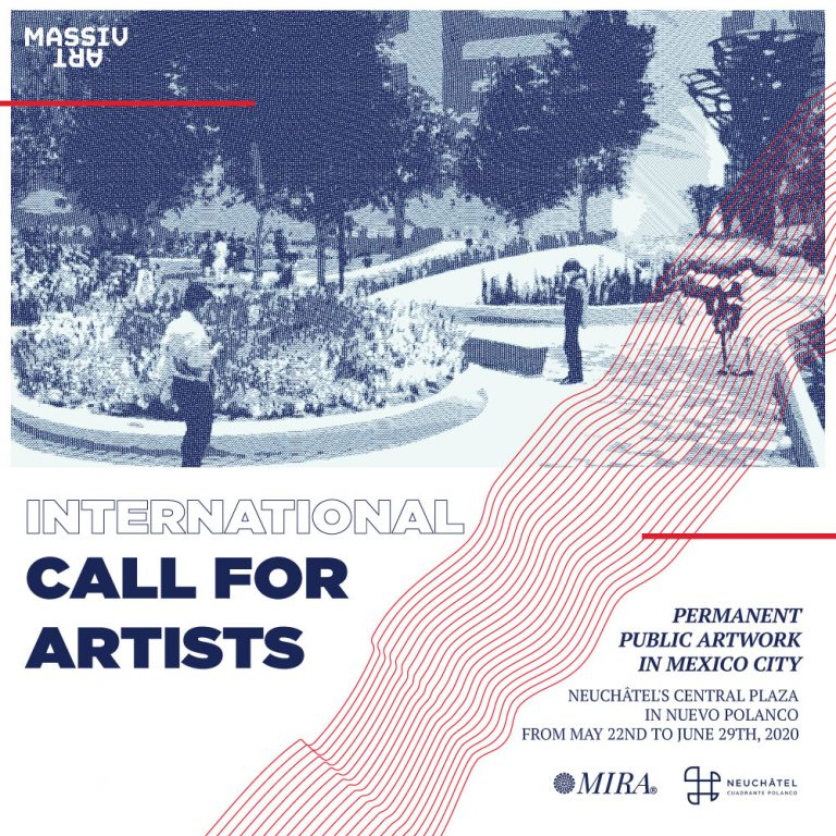Neuchâtel's Cuadrante Polanco Public Art (Mexico City) – Call For Artists