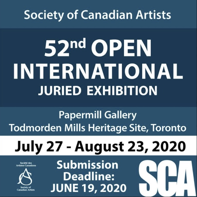 International Open Juried Exhibition (Toronto, ON) – Call For Artists