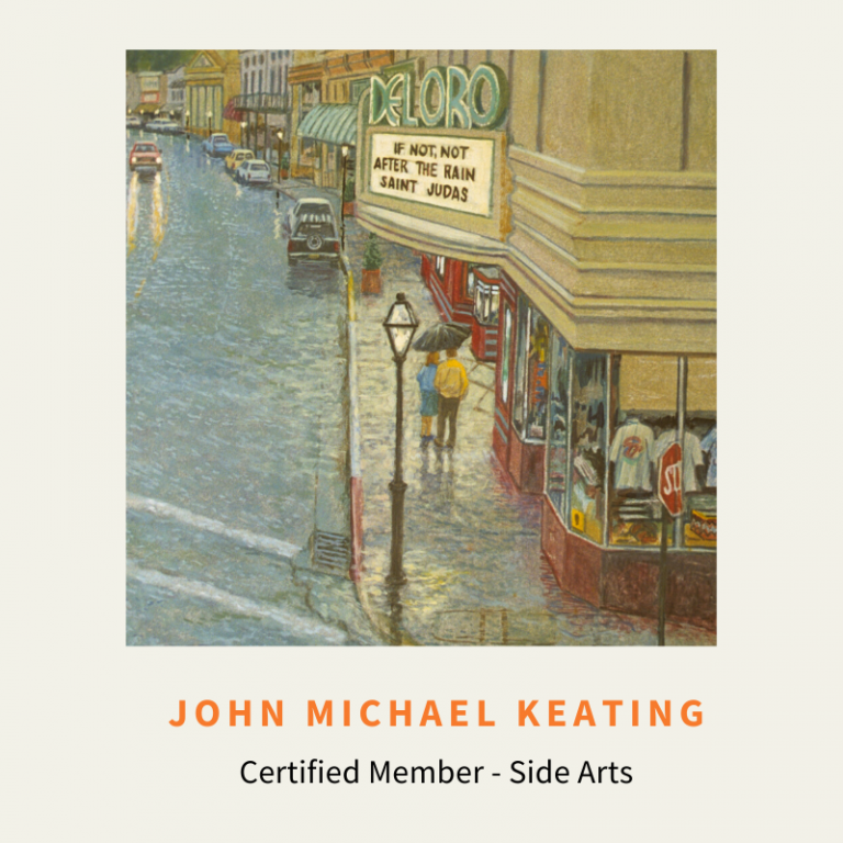 John Michael Keating [Certified Visual Artist – Grass Valley, CA]