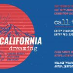 California Dreaming Juried Exhibit (Danville, CA) – Call For Artists