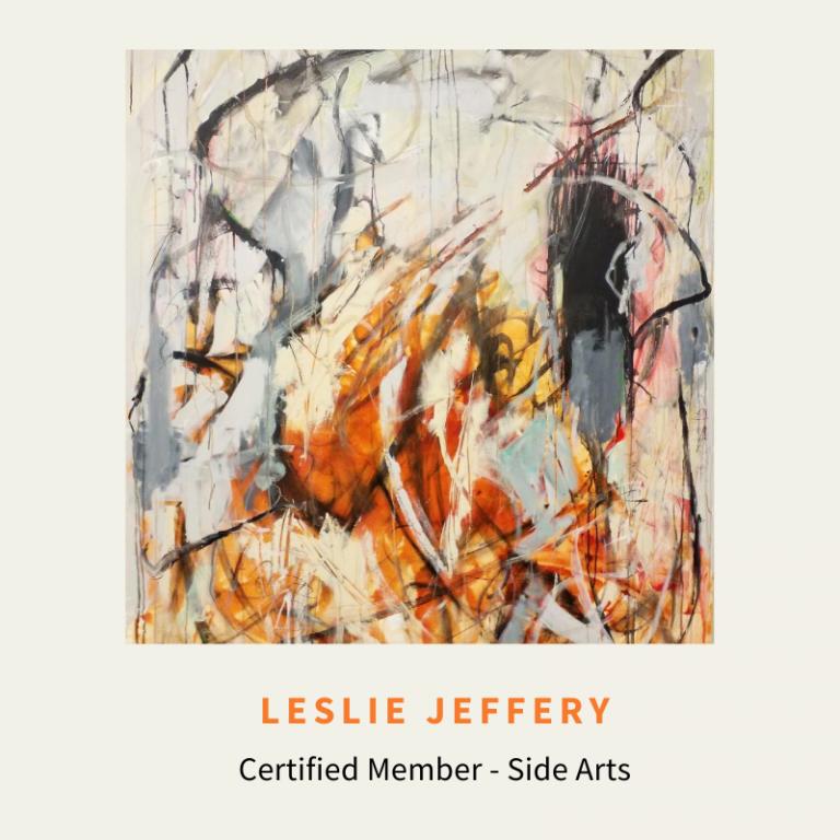 Leslie Jeffery [Certified Member – Side Arts]