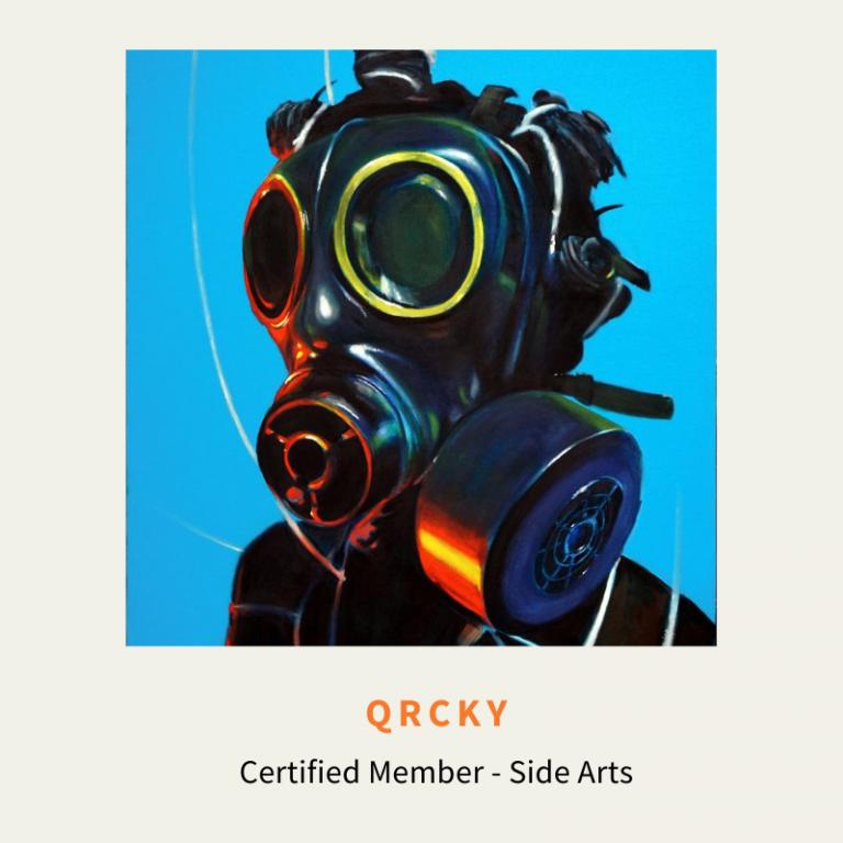 Qrcky [Certified Visual Artist – Baltimore, MD]