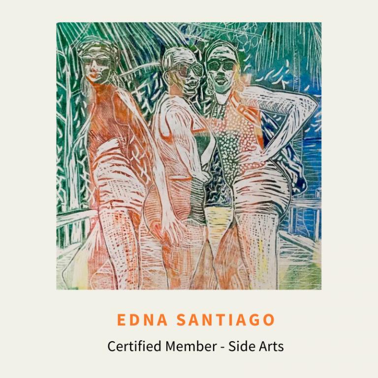 Edna Santiago [Certified Visual Artist – Media, PA]