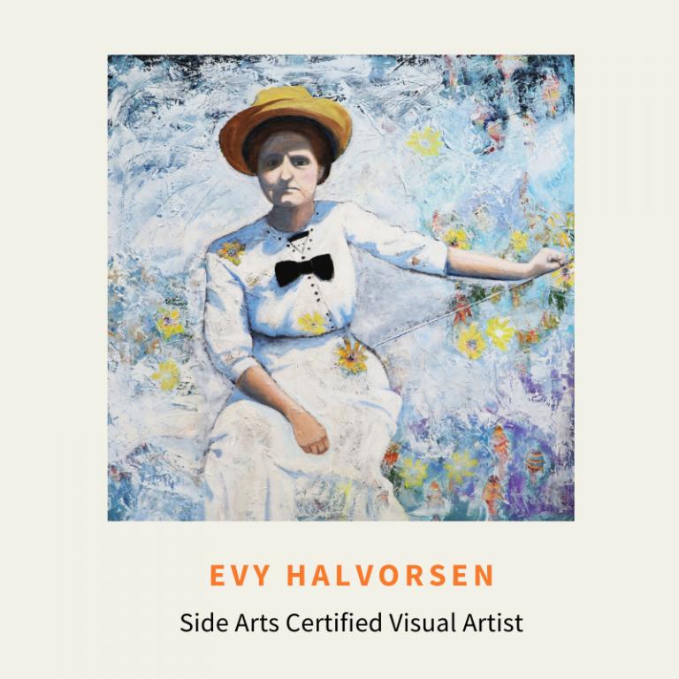 Evy Halvorsen [Certified Visual Artist – Kingston, WA]