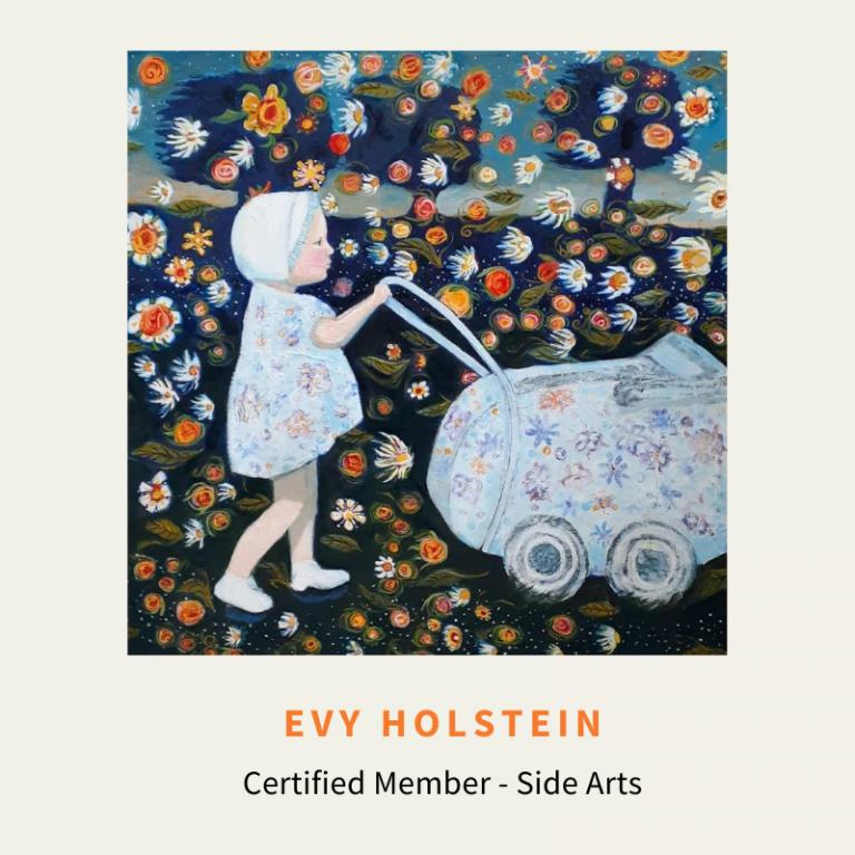 Evy Holstein [Certified Visual Artist – Kingston, WA]
