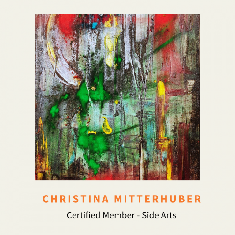 Christina Mitterhuber [Certified Member – Side Arts]