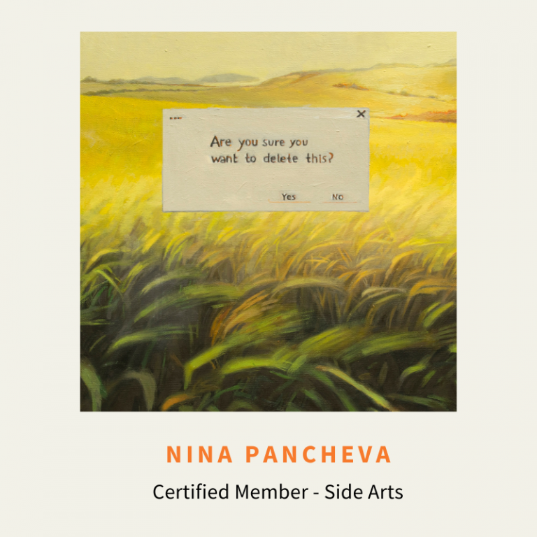 Nina Pancheva [Certified Visual Artists – Woking, Surray, UK]