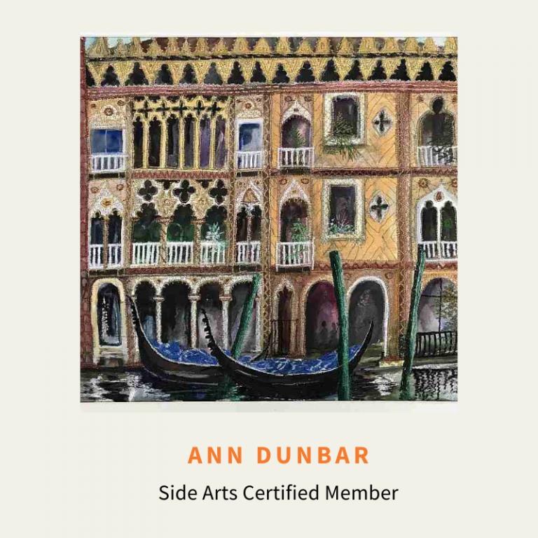 Ann Dunbar [Certified Visual Artist – Longpont Sur Orge, France]